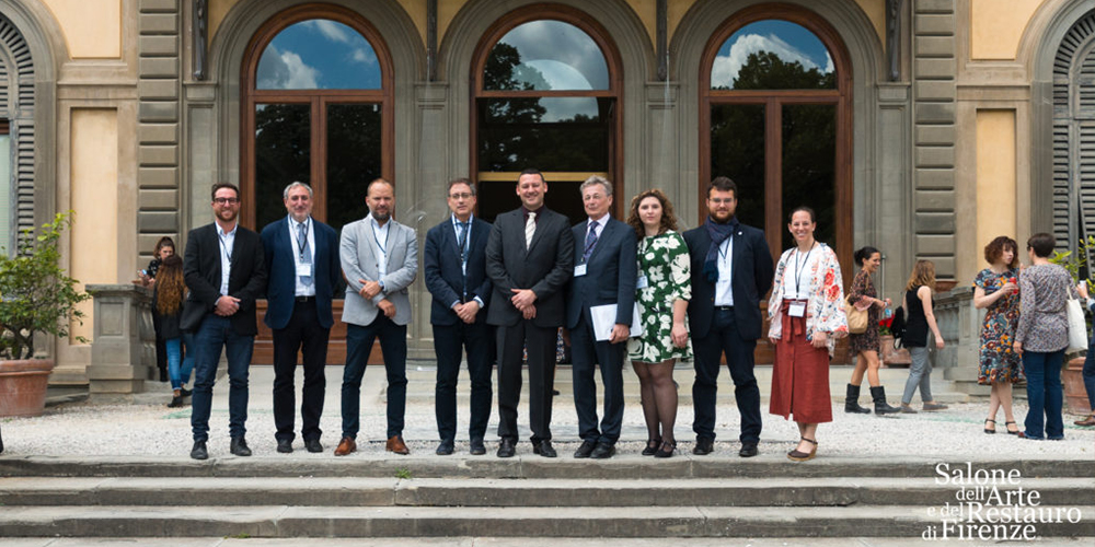 17 May 2018, Florence Art and Restoration Fair, Florence Signed Memorandum of Understanding of Herifairs