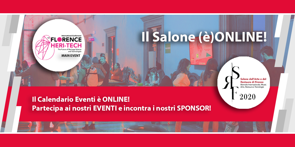 Florence Art and Restoration Fair 2020 – Online Edition